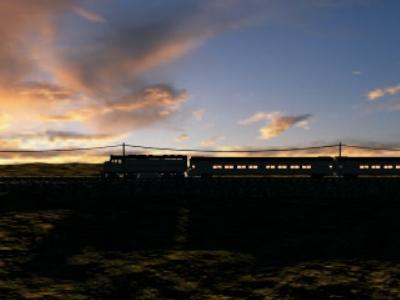 A列車で行こうZ めざせ!大陸横断 ゲーム画面2