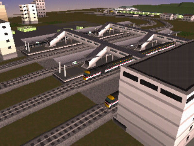 A列車で行こうZ めざせ!大陸横断 ゲーム画面8