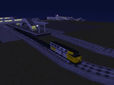 A列車で行こうZ めざせ!大陸横断 ゲーム画面9