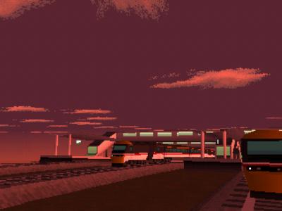 A列車で行こうZ めざせ!大陸横断 ゲーム画面10