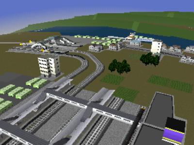 A列車で行こうZ めざせ!大陸横断 ゲーム画面11