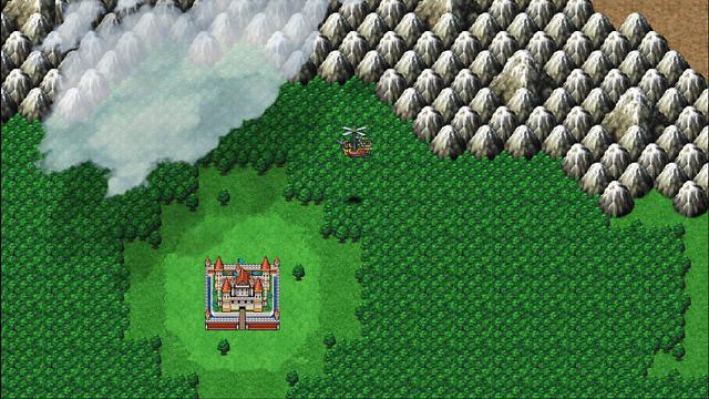 アスディバインハーツ ゲーム画面3
