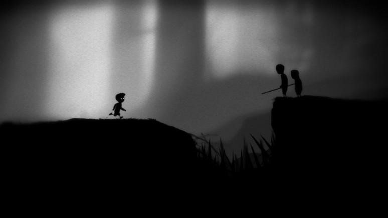 『LIMBO』ゲーム画面