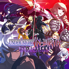 UNDER NIGHT IN-BIRTH Exe:Late[st] ジャケット画像