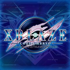 XBLAZE CODE : EMBRYO ジャケット画像