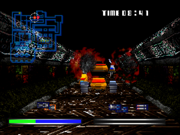 EXECTOR ゲーム画面9