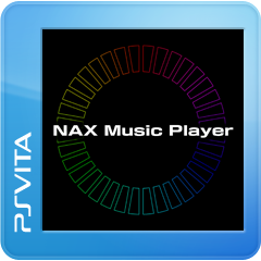 NAX Music Player ジャケット画像