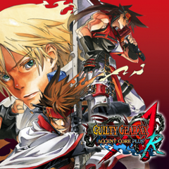 GUILTY GEAR XX ΛCORE PLUS R ジャケット画像