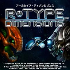 R-Type Dimensions ジャケット画像