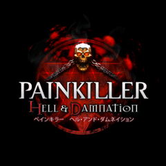 PAINKILLER HELL&DAMNATION ジャケット画像