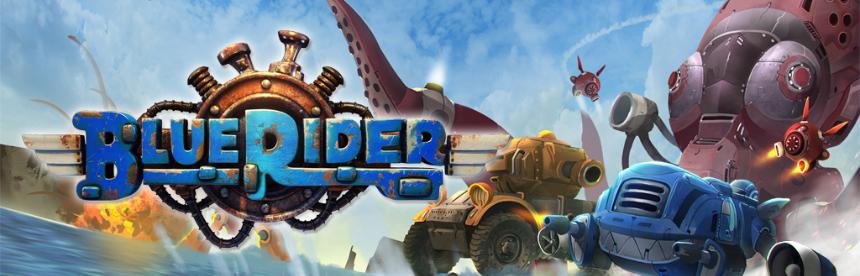 Blue Rider バナー画像