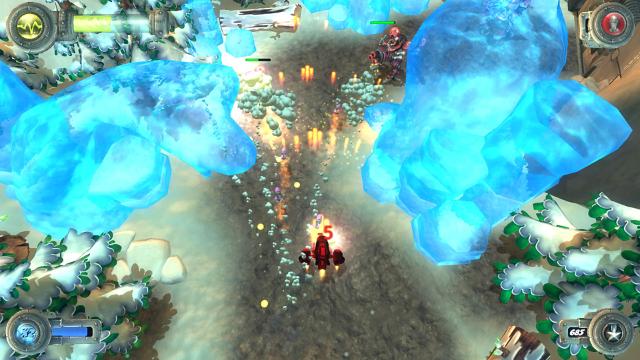 Blue Rider ゲーム画面7