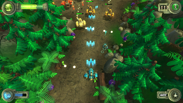 Blue Rider ゲーム画面9