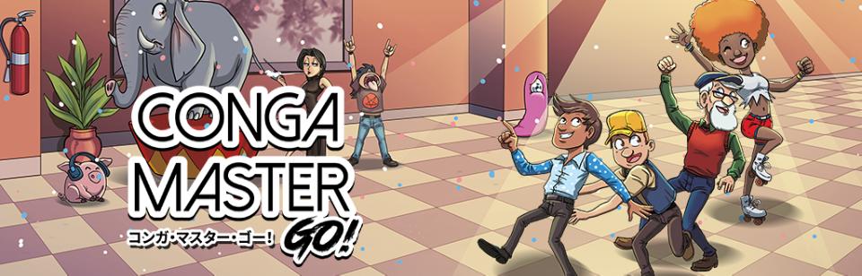 Conga Master Go!
