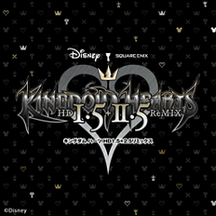 KINGDOM HEARTS -HD 1.5+2.5 ReMIX- ジャケット画像