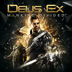 Deus Ex: Mankind Divided ジャケット画像