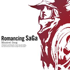 ロマンシング サガ -ミンストレルソング- ジャケット画像