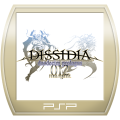 DISSIDIA duodecim prologus FINAL FANTASY ジャケット画像