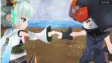 聖剣伝説 RISE of MANA ゲーム画面1