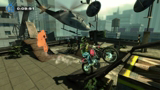 Urban Trial Freestyle ゲーム画面1