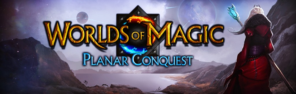 Worlds of Magic: Planar Conquest(英語版)