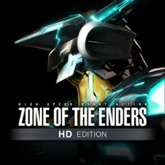 ZONE OF THE ENDERS HD EDITION PlayStation®3 the Best ジャケット画像