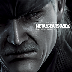 METAL GEAR SOLID 4 GUNS OF THE PATRIOTS PlayStation®3 the Best ジャケット画像