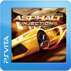 ASPHALT:INJECTION ジャケット画像