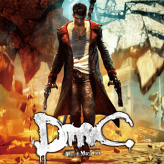 DmC Devil May Cry ジャケット画像