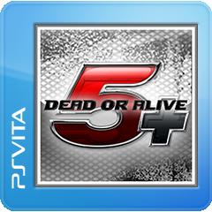 DEAD OR ALIVE 5 PLUS 体験版 ジャケット画像