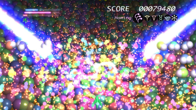 Prismatic Solid ゲーム画面3