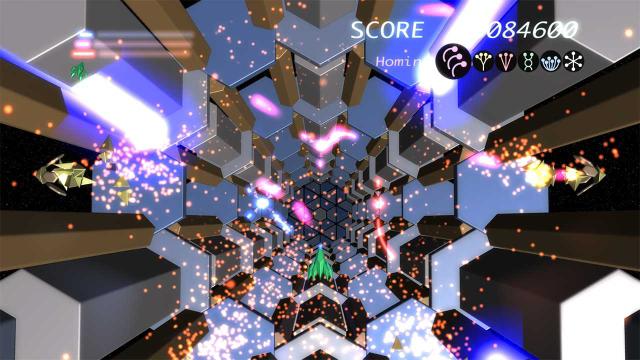Prismatic Solid ゲーム画面9