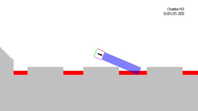 TorqueL ゲーム画面4