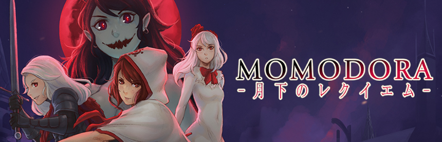 Momodora: 月下のレクイエム バナー画像