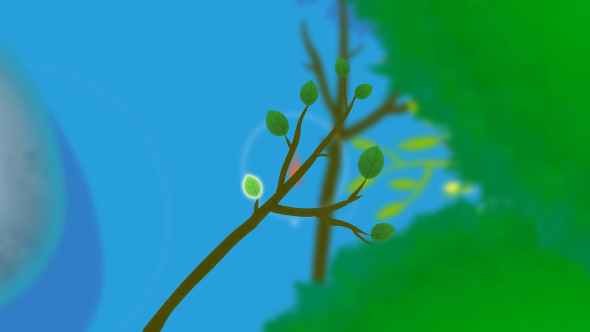 『鯉 - KOI』ゲーム画面