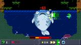 ケロブラスター ゲーム画面4