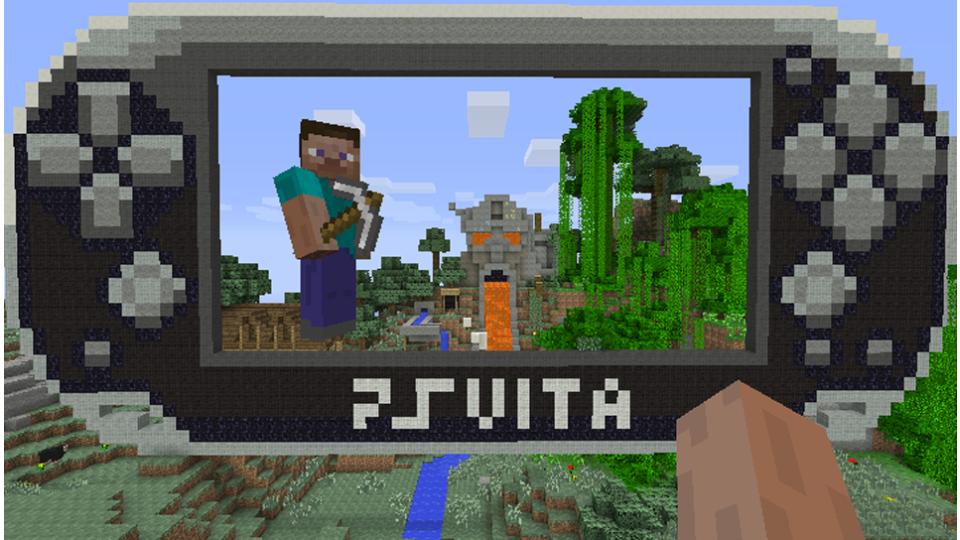 Minecraft: PlayStation Vita Edition_body_1
