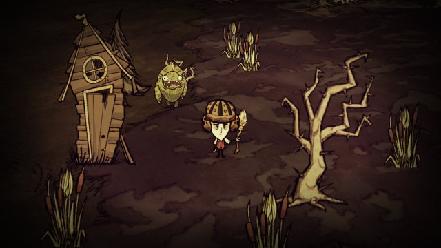 Don't Starve: Console Edition ゲーム画面2