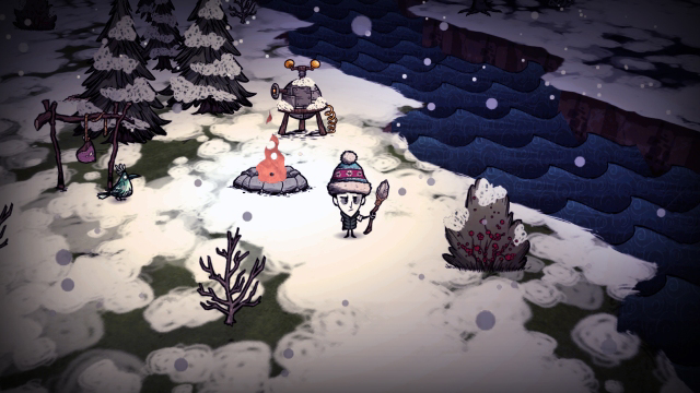 Don't Starve: Console Edition ゲーム画面4