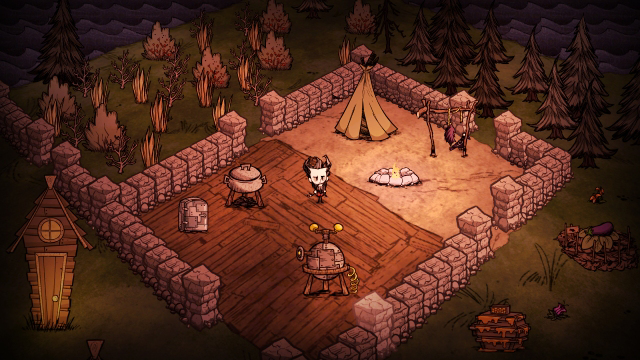 Don't Starve: Console Edition ゲーム画面6