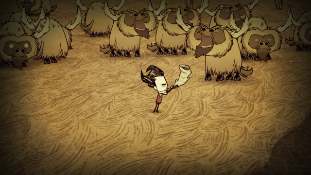 Don't Starve: Console Edition ゲーム画面8