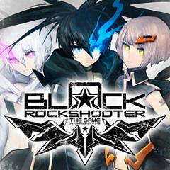 ブラック★ロックシューター THE GAME ジャケット画像