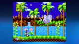 ソニック・ザ・ヘッジホッグ ゲーム画面1