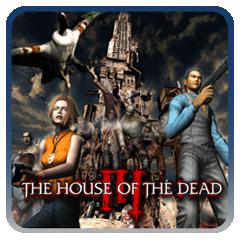 ザ・ハウス・オブ・ザ・デッド3 ジャケット画像