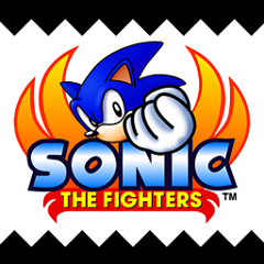 Sonic the Fighters ジャケット画像