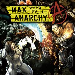 MAX ANARCHY(マックス アナーキー) ジャケット画像