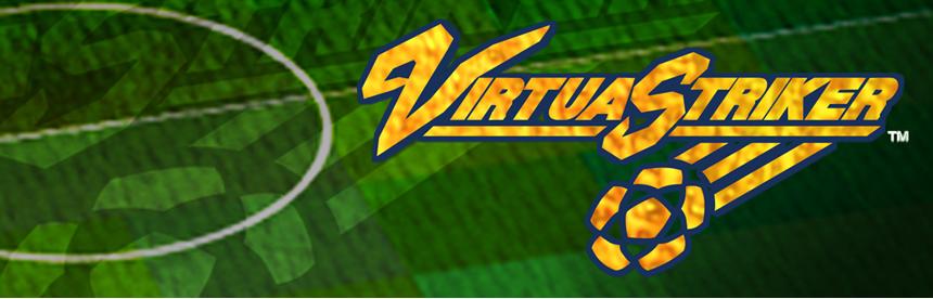 Virtua Striker バナー画像