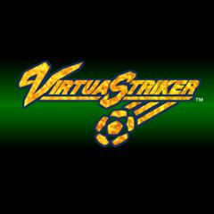 Virtua Striker ジャケット画像