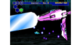 THUNDERFORCE V Perfect System ゲーム画面3