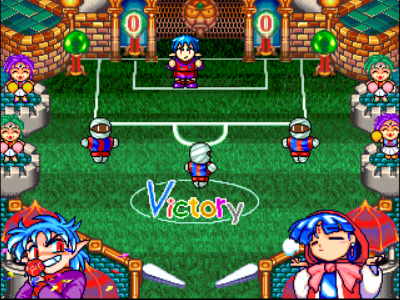 球転界 ゲーム画面4
